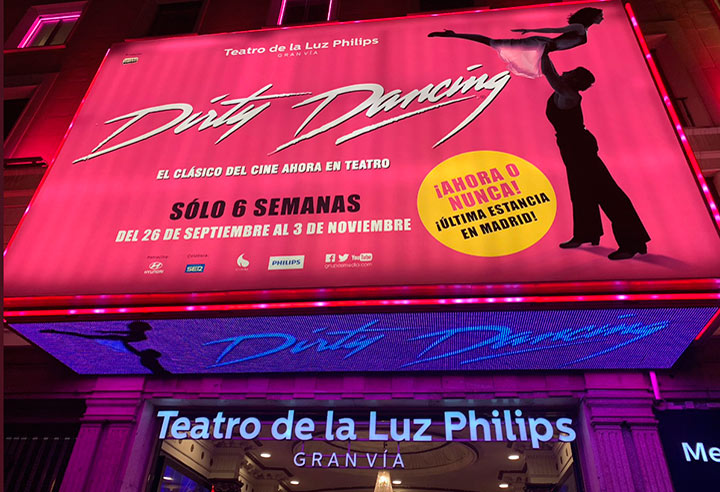 Dirty Dancing en Madrid